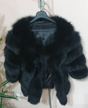 Personalni proizvodi - Srbija: Bunda s/m polarne lisice nova