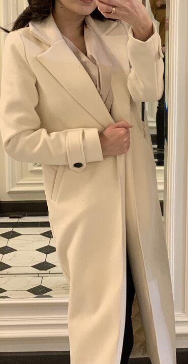 Женская одежда - Кыргызстан: Продаю пальто размер 42 обращаться по номеру