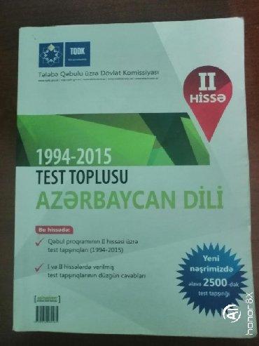 kankiler qiymeti - Azərbaycan: Azerbaycan dili II hisse. Qiymet sondur