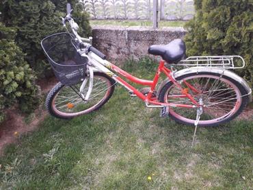 Biciklo - Srbija: Ocuvano biciklo malo vozeno