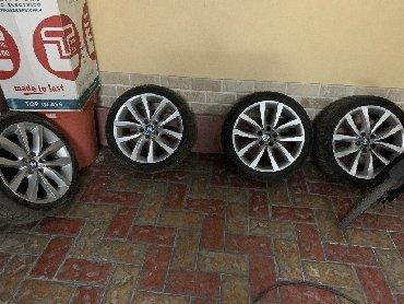 Оригинальные диски BMW F10 БЕЗ ШИН!!! ️BMW F10 5 серия 19 размер️331