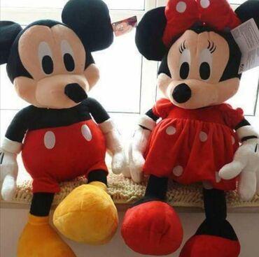 Plisana igracka Mini i Miki Velicina 90cm-2500 din