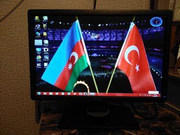 bmw monitor - Azərbaycan: DellP1913 19luq ekranEla veziyyetdedir Monitor yanlara cevrile, yuxari