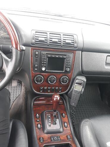 Транспорт - Кунтуу: Mercedes-Benz ML 350 3.7 л. 2004   220 км