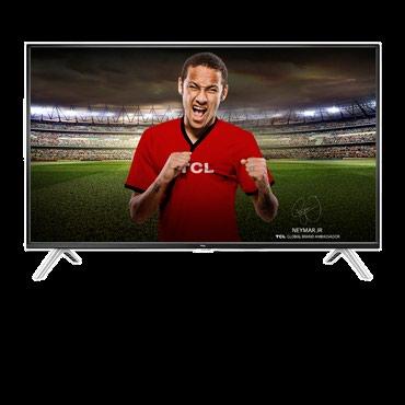 Новые телевизоры TCL 32 черный также в Бишкек