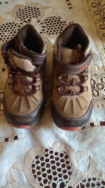 детская обувь 12 см в Азербайджан: Продаются ботиночки на мальчика 17 см в хорошем состоянии производства