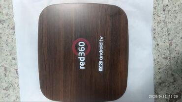 Televizoru smart edir Yeni MODEL SMART RED 360 ANDROİD TV 4K İPTV VƏ