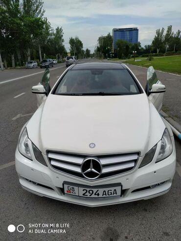 мерседес-190-дизель-купить в Кыргызстан: Mercedes-Benz E 200 1.8 л. 2011 | 106000 км