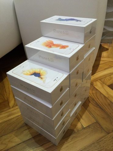 APPLE IPHONE 6S APPLE IPHONE 6S PLUS в Душанбе