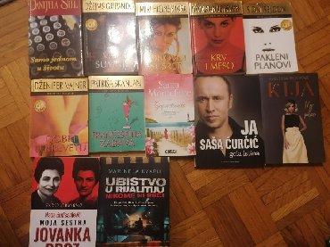 Podmetaci zacase kom - Srbija: Knjige 12 kom
