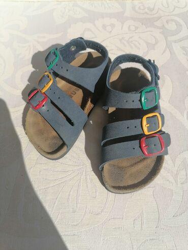 Grubin sandale, u odličnom stanju, merim gazište