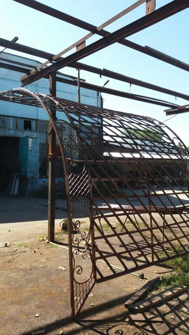 ПРОДАЮ ДЕКОРАТИВНЫЙ КОВАНЫЙ НАВЕС НА в Бишкек