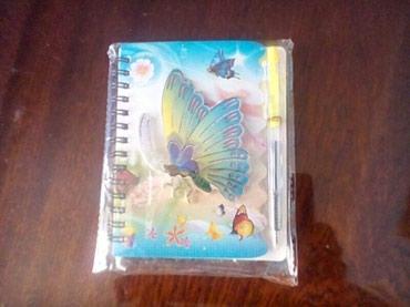 Продаю детский блокнот с ручкой в Бишкек