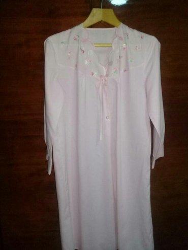 Ночная рубашка женская,р. 46-48,розовая,ц. 180сом в Бишкек