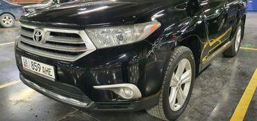 сигнализация ягуар в Кыргызстан: Toyota Highlander 3.5 л. 2011 | 190000 км