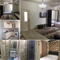 Однокомнатные и двухкомнатные квартиры в центре города в районе в Бишкеке