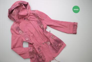 Жіноча куртка з капюшоном Franklin Marshall, р. L    Довжина: 69 см Ши