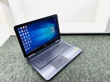 Windows 10 купить - Кыргызстан: Ноутбук HP🔳-модель-pavilion 15-au112ur🔳-процессор-core