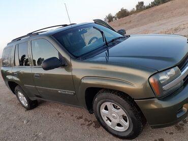 Chevrolet Trailblazer 4.2 л. 2002