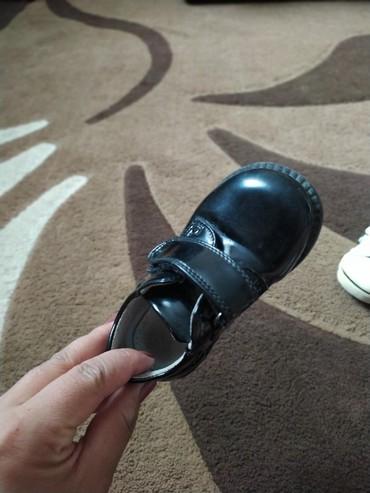 Детская обувь в Кок-Ой: Продаю туфли очень красивый лакированный размер 23