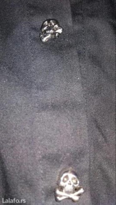 Bajkerska kosulja. Unisex. Velicina m. Donesena iz inostranstva - Beograd - slika 7