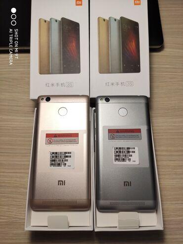 alfa romeo 75 16 mt в Кыргызстан: Новый Xiaomi Redmi 3S 16 ГБ Золотой