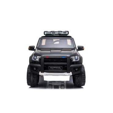 Sediste za decu - Srbija: Dečiji auto na akumulator FORD RANGER RAPTOR POLICE 4X4 LICENCIRANI