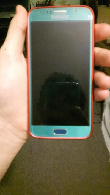 Samsung galaxy s6 light blue - Smederevska Palanka