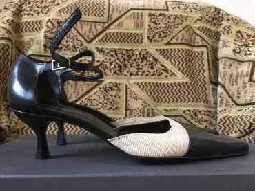 Туфли Couture итальянского брендаРазмер 39Состояние: Б/у в очень