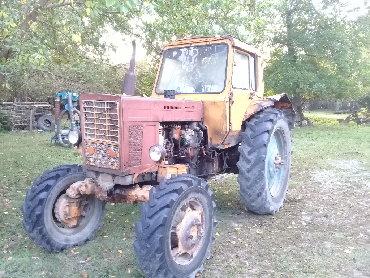 82 traktor - Azərbaycan: T 82 traktor, pressbağlayan, qoşqu (lapet), kotan, mala- birgə