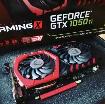 Ηλεκτρονικά - Αθήνα: MSI Computer Video Graphic Cards GeForce GTX 1050 TI GAMING X 4G, 4GB