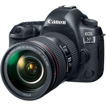 """Fotoaparat """"Canon EOS 5DIV EF24-105 f4 L kit"""" Canon Camera EOS 5DIV EF"""