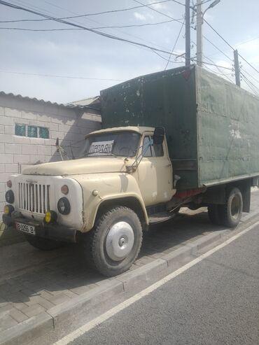 метан для набора веса в Кыргызстан: ГАЗ 4.3 л. 1984