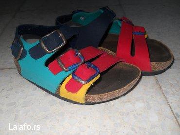 Grubin sandalice broj 25 - Paracin