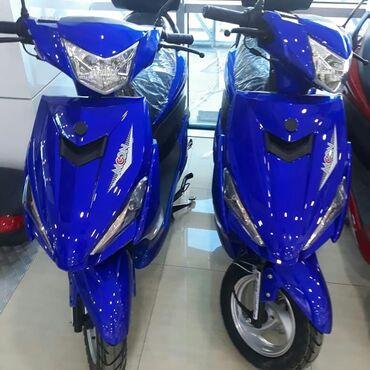 Moped (yeni)   Nagd satis da olur Kreditle de elde ede bilersiniz tek