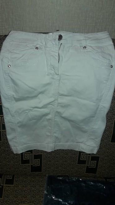 Джинсовая юбка 46 размер Срочно