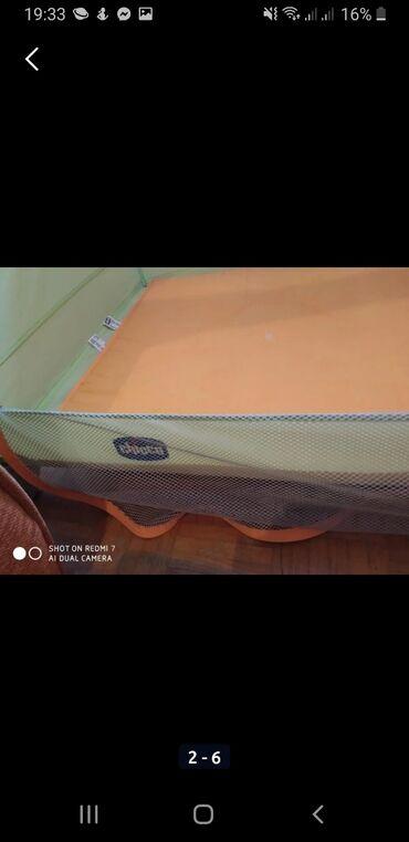 Ogradica - Srbija: Chiccho prenosivi krevetac, izuzetno kvalitetan, malo koristeno. Moze