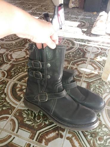 Ženska obuća   Ruski Krstur: Cizme kozne br.38