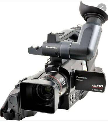 видеокамеру panasonic hdc mdh1 в Кыргызстан: Продаю срочно видеокамеру Панасоник HD