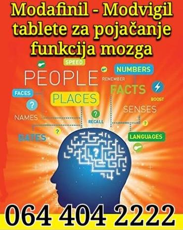 Najnovije i najbolje tablete za učenje i poboljšanje funkcija mozga - Belgrade