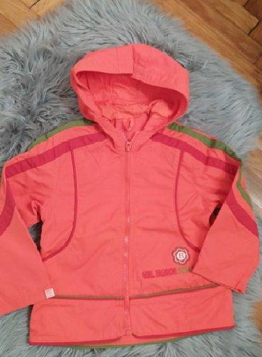 Dečija odeća i obuća | Kraljevo: Beba kids jaknica za prolece, bukvalno kao nova. Nepromociva. 650