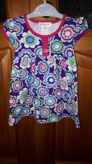 платье для мамы и дочки на годик в Кыргызстан: Продается платье, состояние хорошее, размер на 1 годик