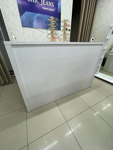 прием бу мебели бишкек в Кыргызстан: Продаётся новый ресепшн оказались для нашего бутика большим
