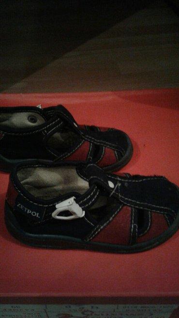 Продаю детские сандали в отличном в Бишкек