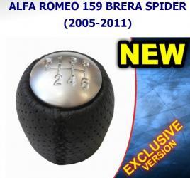 Vozila | Kopaonik: Rucica menjaca Alfa Romeo 159 / Brera / Spider - 6 brzinaZamenska