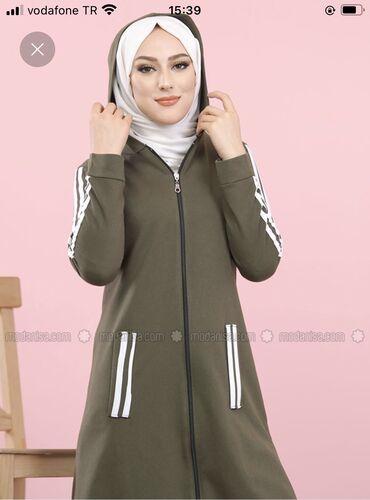 Платье хиджаб спортивного кроя шикарного качества в единственном