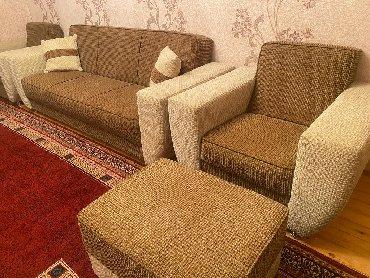 Təcili satılır!Premium divan kreslo modelidir. 2200 AZN-ə alınıb