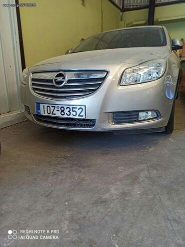 Opel Insignia 1.6 l. 2011 | 65640 km