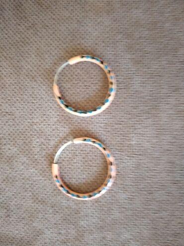 Σκουλαρίκια ασημένια καλής ποιότητας αγορασμένα από βιοτεχνια