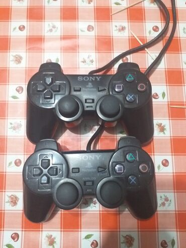 PS2 & PS1 (Sony PlayStation 2 & 1) | Srbija: Nova 2 joystick-a za ps 2 ili neku drugu konzolu od sony-a,max ocuvani